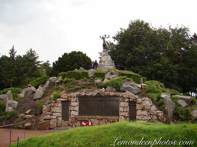 Le mémorial terre-neuvien de Beaumont Hamel