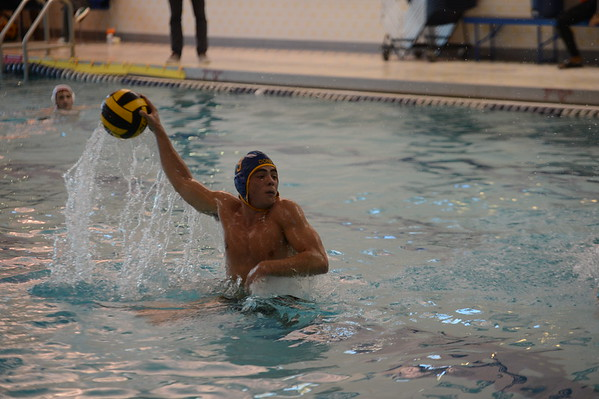 2018 Loyola Water Polo - 11-04-2018 - Easterns Game 3