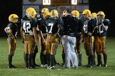 Saydel Varsity Football - Nevada 2008