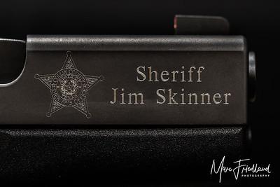 LINCOLN DAY DINNER-Glock Pistol for Auction