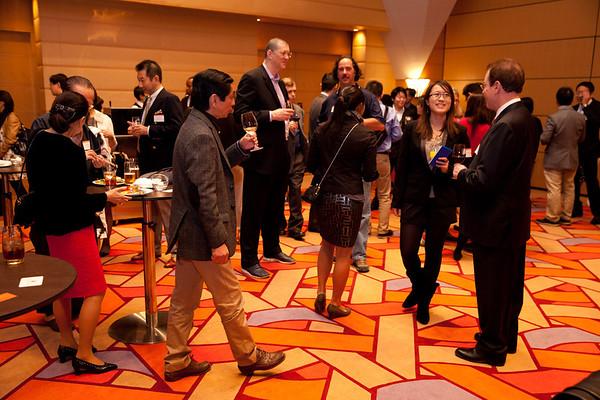 Tokyo Alumni and Parents Event - November 2012