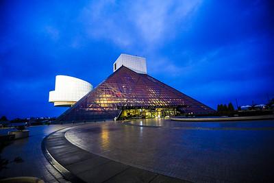 Vinyl HBO Cleveland Rock & Roll Hall of Fame Timelapses