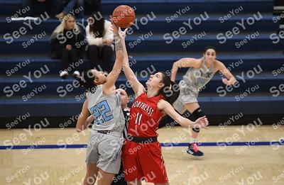 Northeast @ Iowa Central Women Basketball