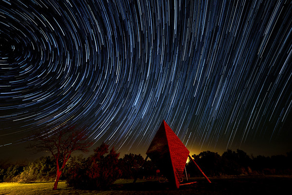 Beauty of Night Sky
