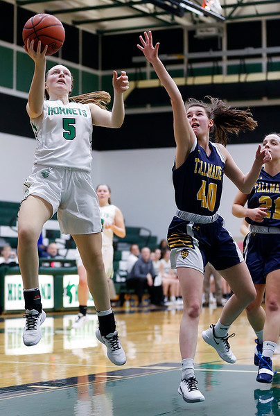 Highland girls force 38 turnovers in win over Tallmadge