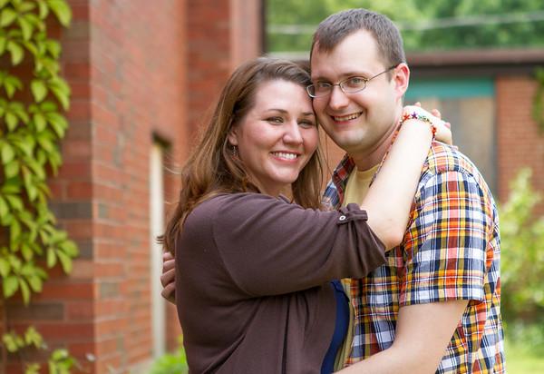 Nicole and David