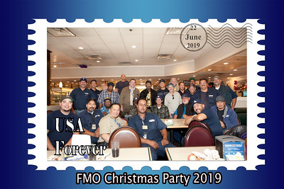 FMO Christmas Party 2019