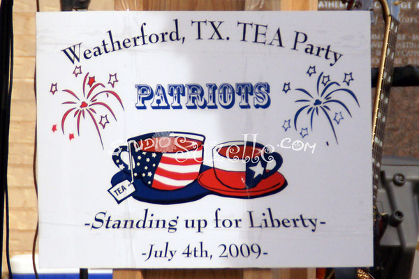 Weatherford TEA Party