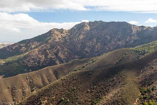 Juniper to Eagle Peak - September 29, 2018