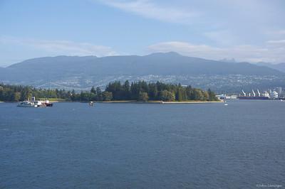 Alaska land/sea tour