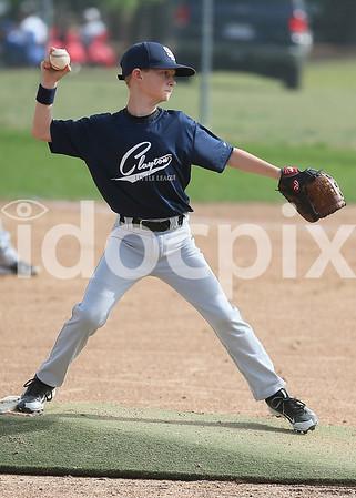 Rec Baseball 2015