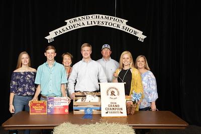 Livestock Auction 2019