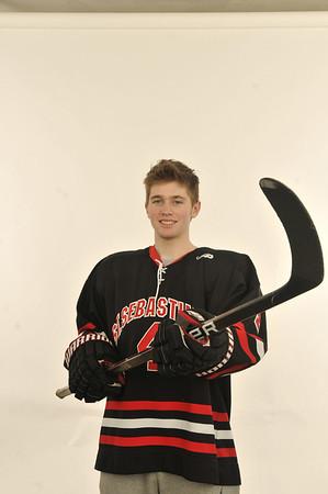 nos 4  hockey senior portraits