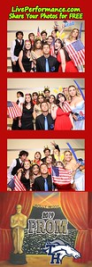 6/1/19 Trabuco Hills HS Prom - Photo Booth Photo Strips