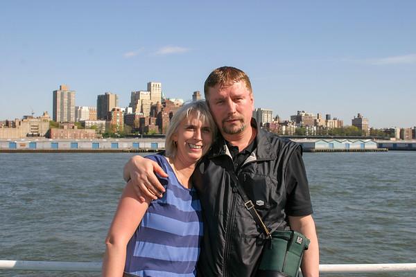 Circle Line New York - May 5, 2007