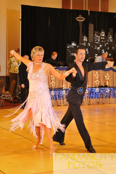 Seattle Star Ball 2012 Sun 1-2pm