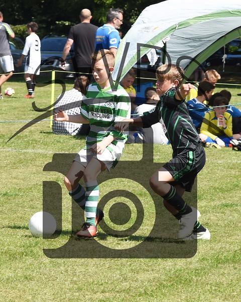 Martock Rovers Green v Pen Mill A U13's