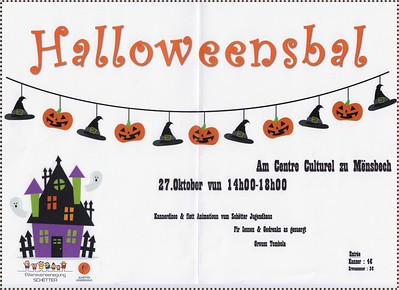 Halloweensbal 2018 - Elterevereenegung Schëtter