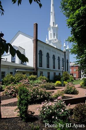 Salem City Historical Buildings