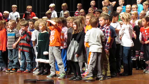 Dassel Elementary 'Sounds of the Season'