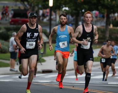 2019 Cherokee Harvest Half Marathon and 5K, Sept. 14