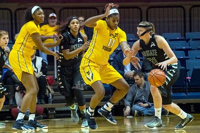 32922 Women's Basketball USC Upstate Action December 2016