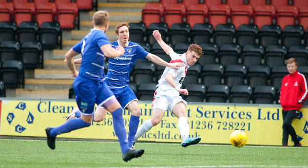Airdrieonians v Dunfermline (0.2) 14 11 15