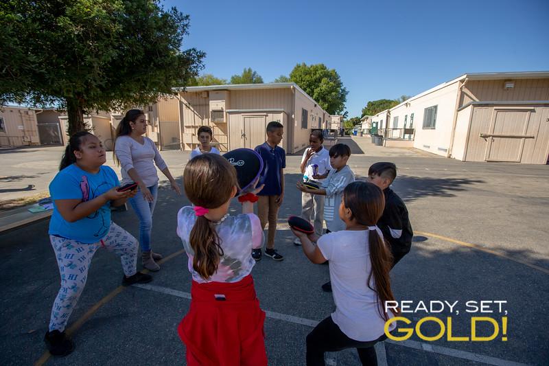 Ready Set Gold at Limerick Elementary