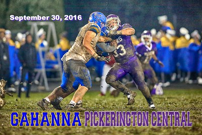 2016 Gahanna Lincoln at Pickerington Central (09-30-16)