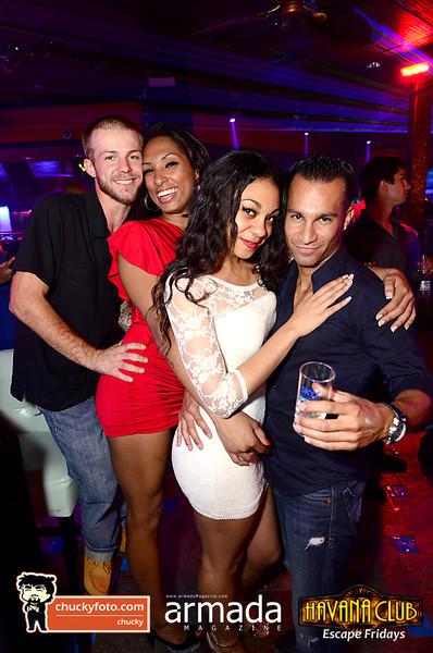 Havana Club Fridays - 07.06.2012
