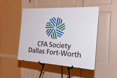 2018 CFA/DFW Charterholder DInner 11.13.18