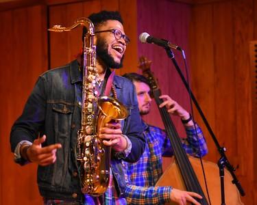 Art Show & Jazz: Afrofuturism Closing Event