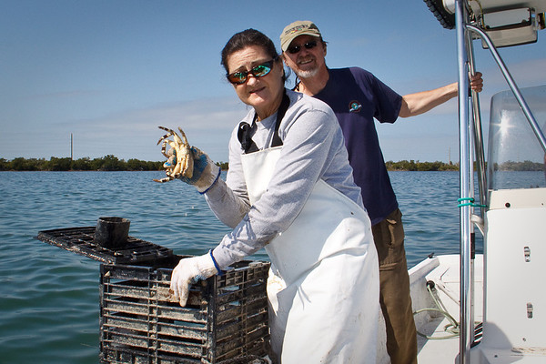 Crabbing With the Masseys 2010