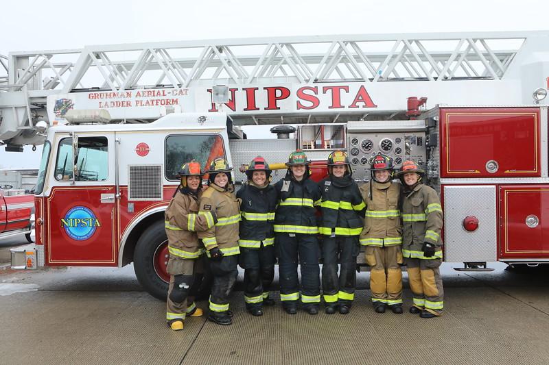 Nipsta Fire Training