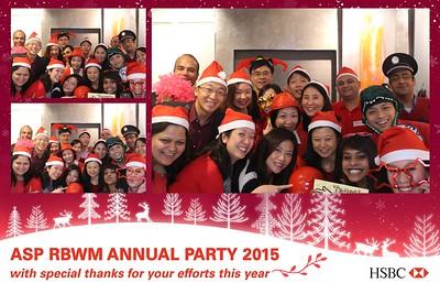 ASP RBWM Annual Party 04 Dec 2015