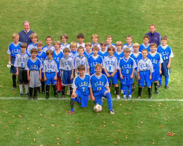 FCDS: Blue / White soccer