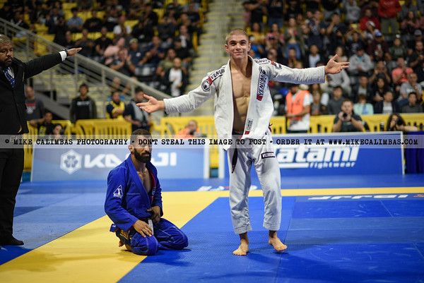 World IBJJF Jiu-Jitsu Championship 2019 - Day 4