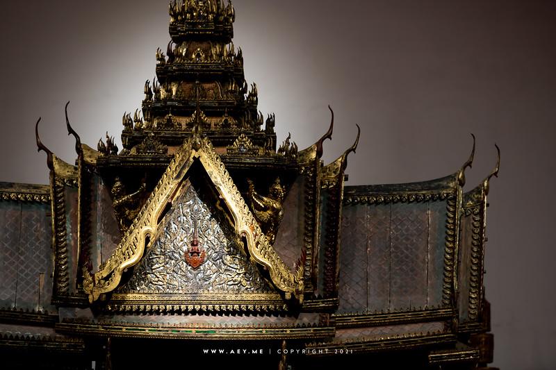 Phra Wiman - Vaayusathanamarate Hall