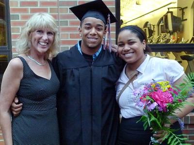 Sam's Graduation, Greenon HS 2011