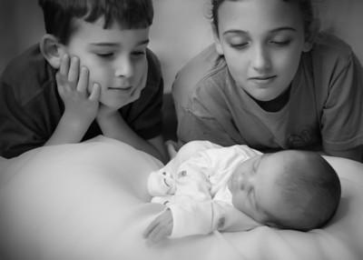 River Scott Freeman - Newborn Session