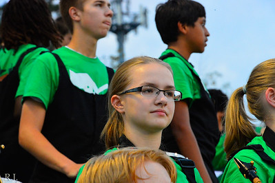 2012-09-14  Marching Band - Johns Creek Football Game