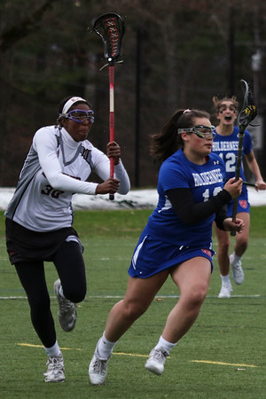 Girls' Varsity Lacrosse vs. Exeter | April 27