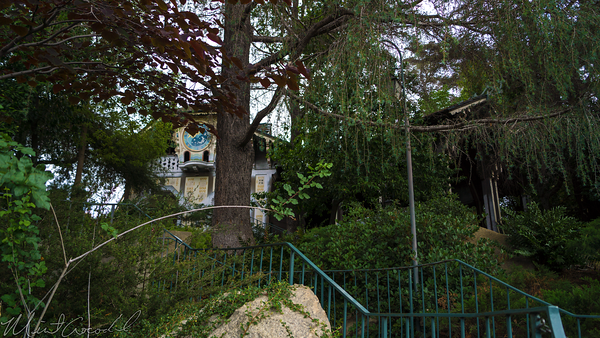Disneyland Resort, Disneyland, Fantasyland, Sky, Way, Skyway, Chalet