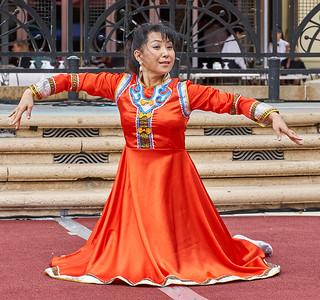 Asian dance festival