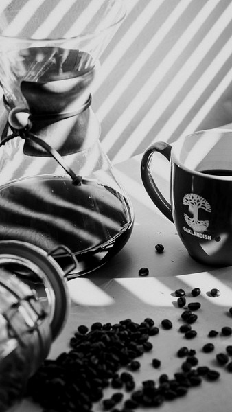 Food and Coffee Photography | The Chemex