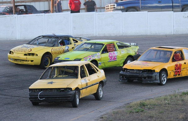 Racing -- July 9