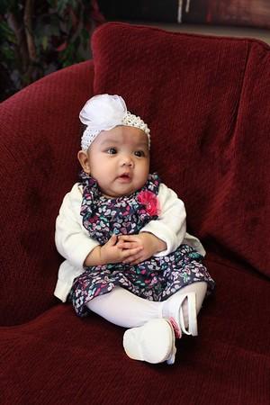 Baby Dedication - Jan 25, 2015