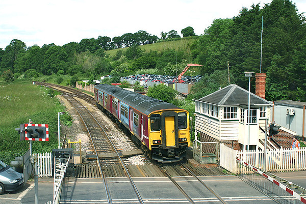 21st June 2005: Crediton, Honiton and Exminster