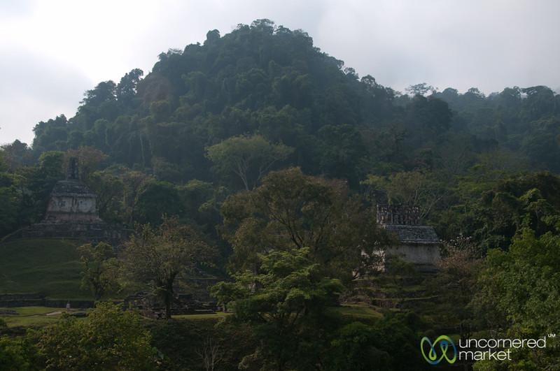 Palenque Mayan Ruins - Chiapas, Mexico