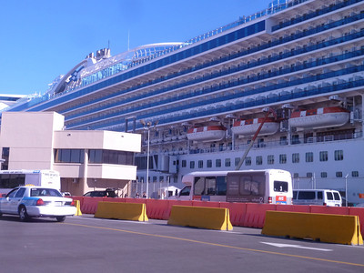 Caribbean Princess - Christmas 2012